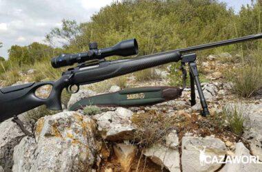 Rifle Sauer 404