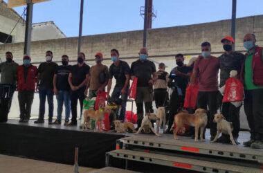 III Campeonato en Campo de Podenco Villa de Ibros 2021