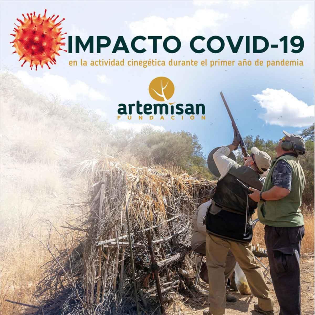 Informe impacto Covid-19 en el sector cinegético de Fundación Artemisan