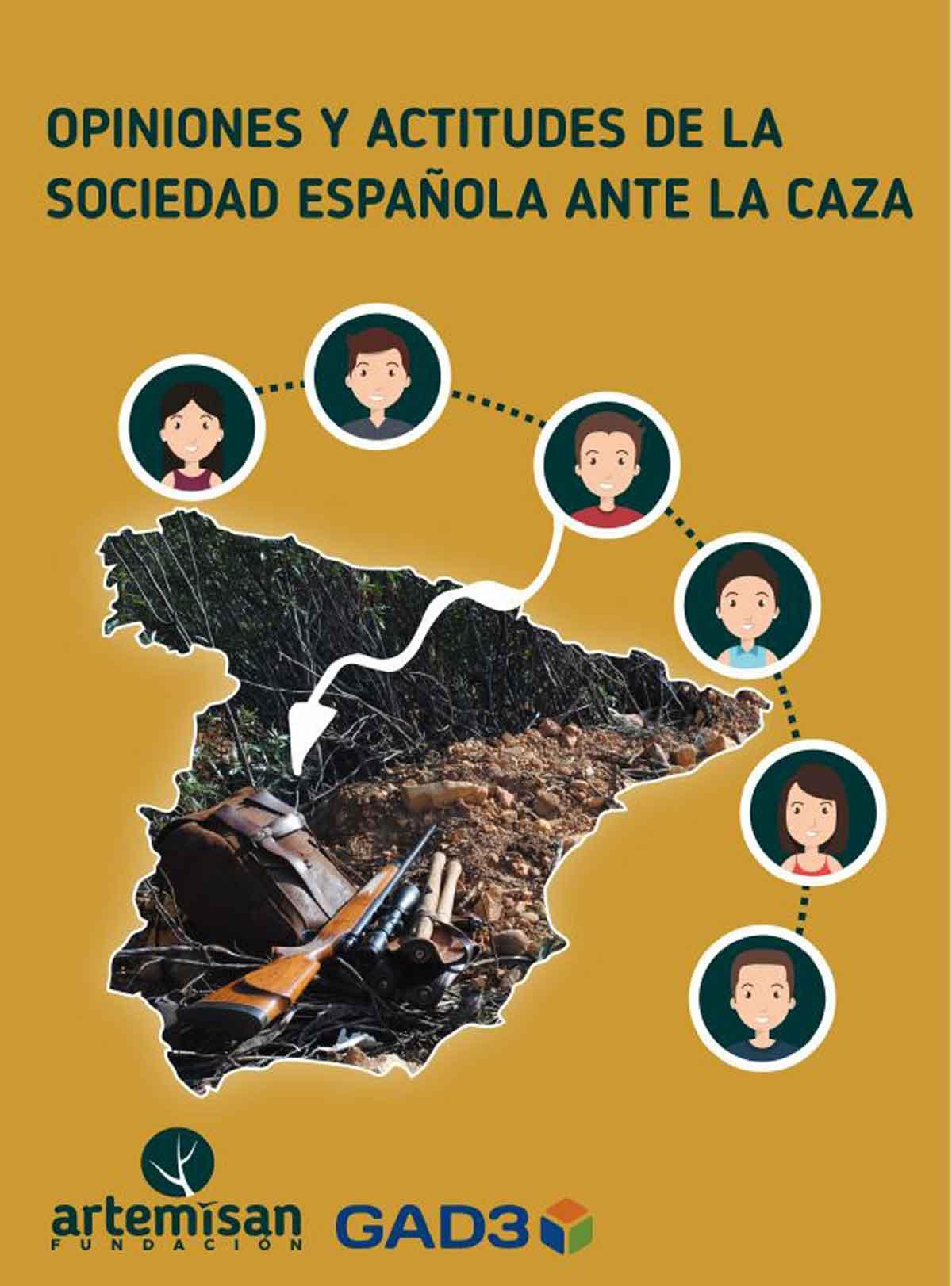 Opiniones y actitudes de la sociedad española ante la caza