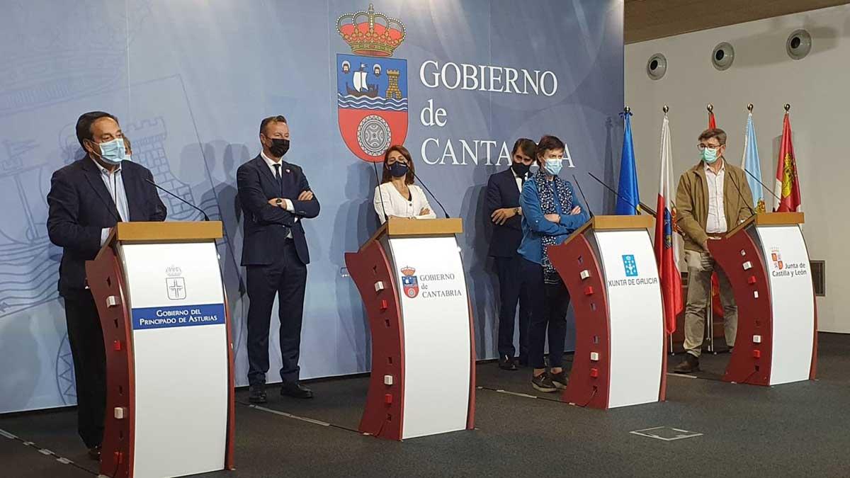 reunión lobo Cantabria ganaderos CCAA
