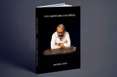 Libro de Michel Coya sobre cartuchos